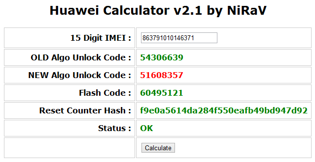 Calculate Unlockflash Code For Huawei Modem 2016 Car Release Date