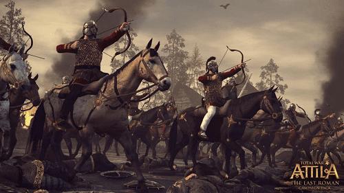 Total War ATTILA The Last Roman Reloaded PC Gratis 2