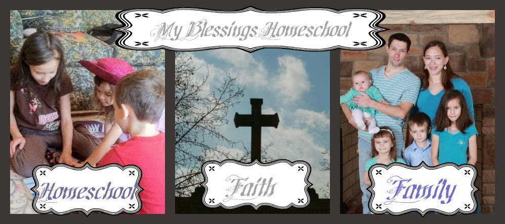 My Blessings Homeschool