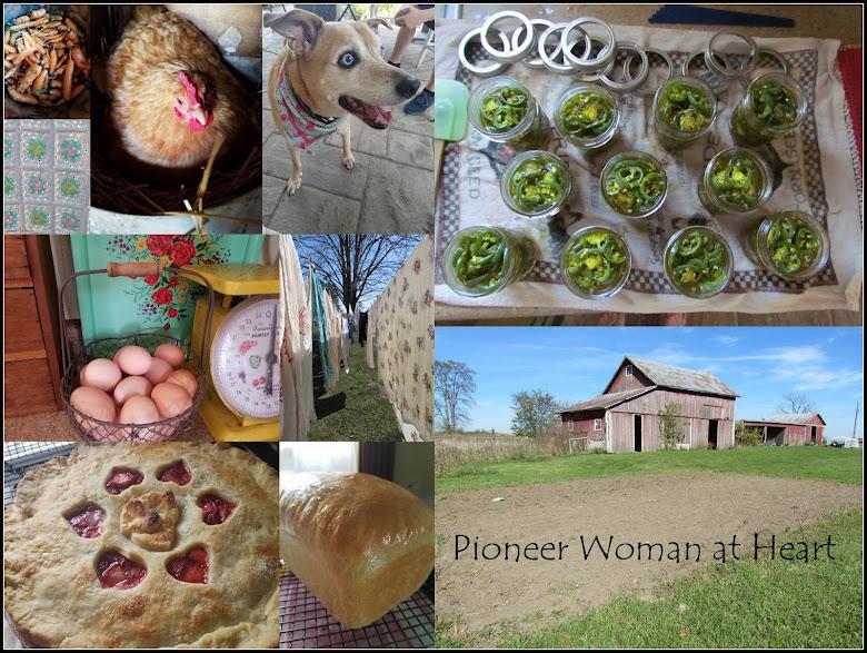 Pioneer Woman at Heart