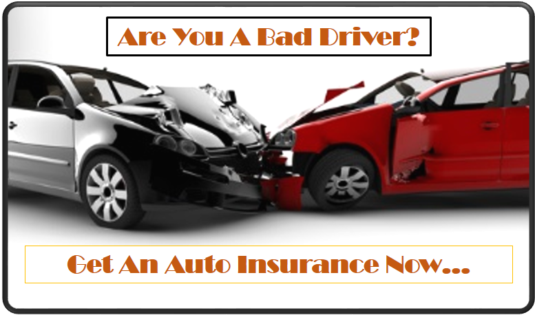 Auto Insurance For Drivers With Bad Driving Record