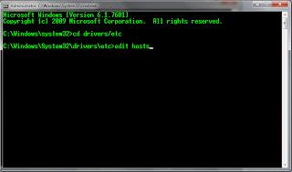 Trik Cara Memblokir Situs di Windows 7