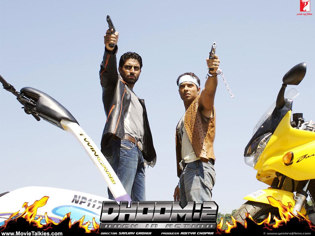 Film Dhoom 2 Complet