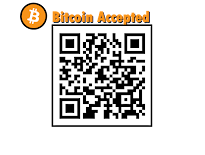 Cryptocurrency Accepted