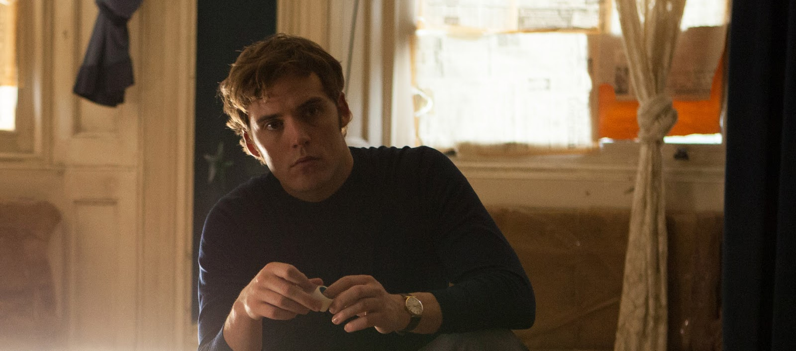 Sam Claflin Starring in Upcoming Horror Movie 'The Quiet ...