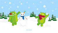 happy android christmas