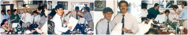 19-12-95: El Pte. Osvaldo Mércuri designa a Eduardo Finocchi como primer jefe de fotografía