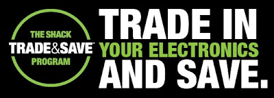 RadioShack trade and save