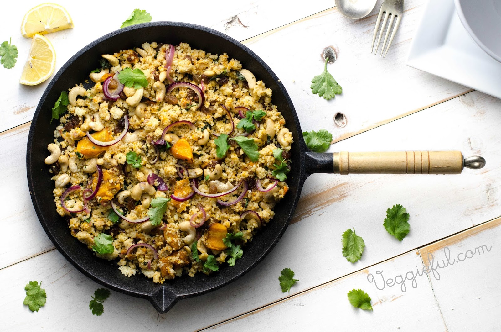 Salad with Couscous. healthy one pot couscous paella. tuna couscous ...