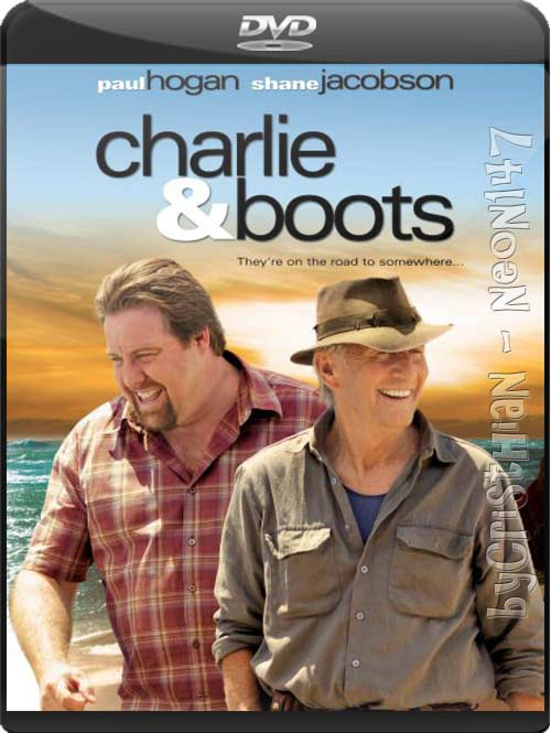 De Tal Padre Tal Hijo (Charlie and Boots) (Español Latino) (DVDRip) (2011) (partes de 250 MB y 1 LINK) (Mirrors)