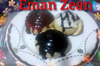 سينابون بصوص الكراميل والشيكولاته وصوص الكيري من مطبخ إيمان زين
