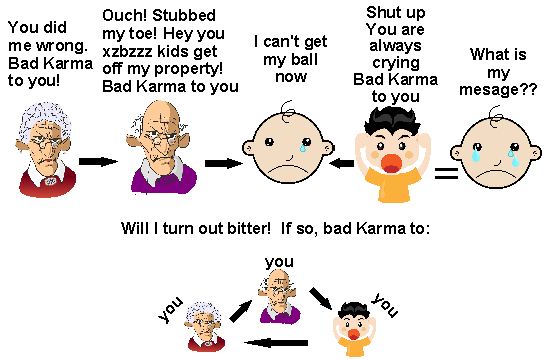 bad karma picture