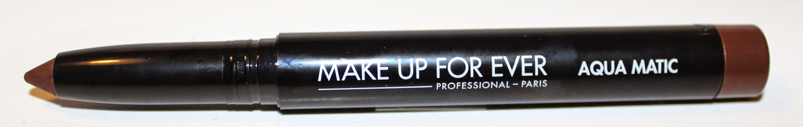 MAKE UP FOR EVER Aqua Matic #S-60 Satiny Warm Brown