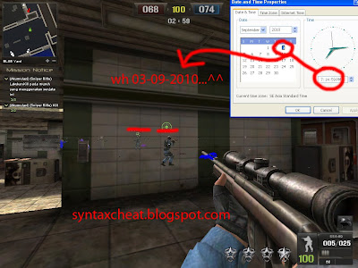 Download Cheat POINT BLANK Ampuh Ga Bakal DC ,,, WALLHACK, WH Abadi