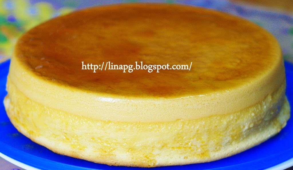 Tempahan Caramel Cheese Cake