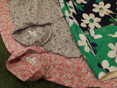 Engineered Garments Lafayette Shirts & Lafayette Short