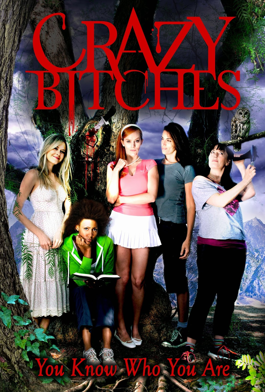Crazy Bitches – Legendado (2014)