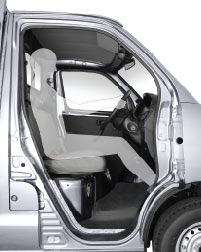 interior gran max pick up