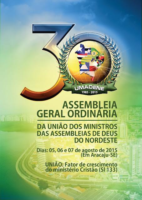 umadene-celebra-30-anos-com-ago-ebo-e-eleicao-de-nova-diretoria-em-sergipe