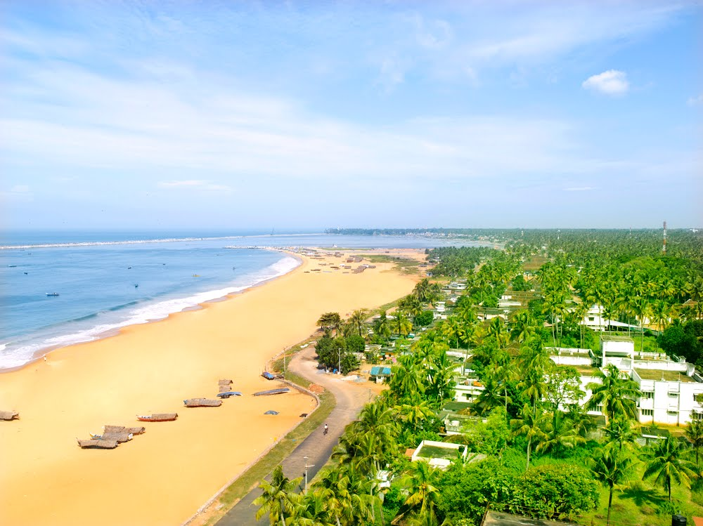 Kollam India  City new picture : kollam beach india