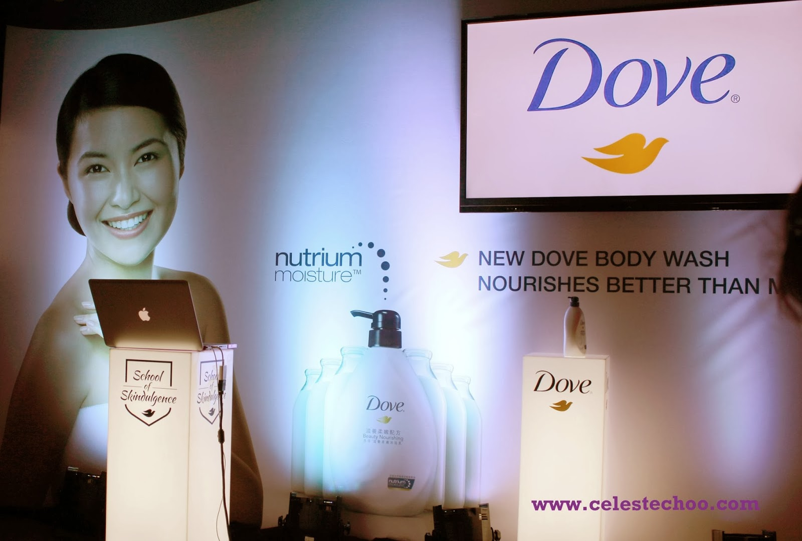 dove-school-of-skindulgence-body-wash-launch