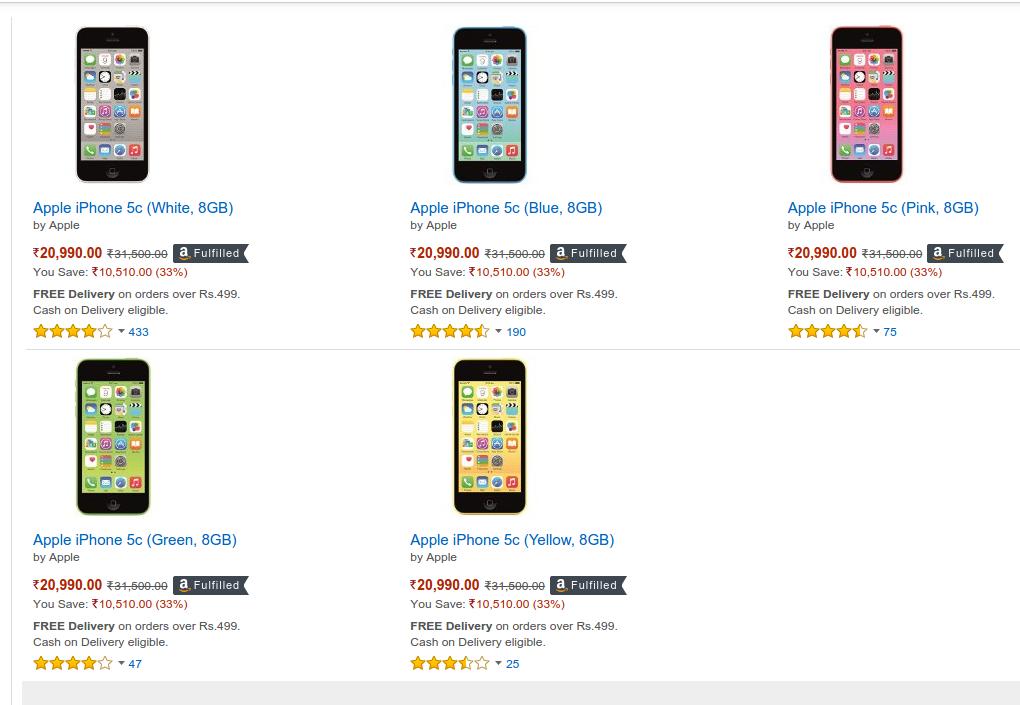 Apple Iphone 8gb Price Apple Iphone 5c 8gb Full Specs