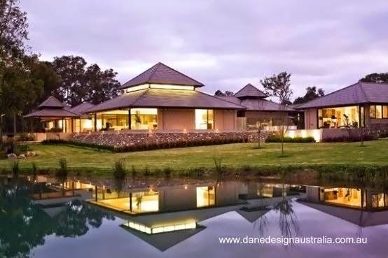 Casa resort diseño Zen