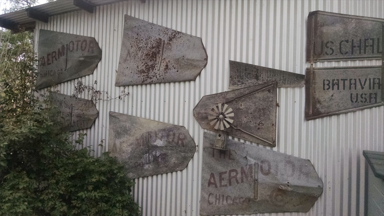 Windmill Parts Names And Windmill Parts Are