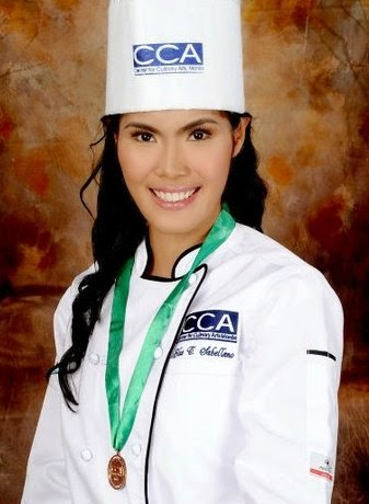 Chase Sapphire Preferred Grill Challenge 2015 winner Elsa Sabellano Jenstad