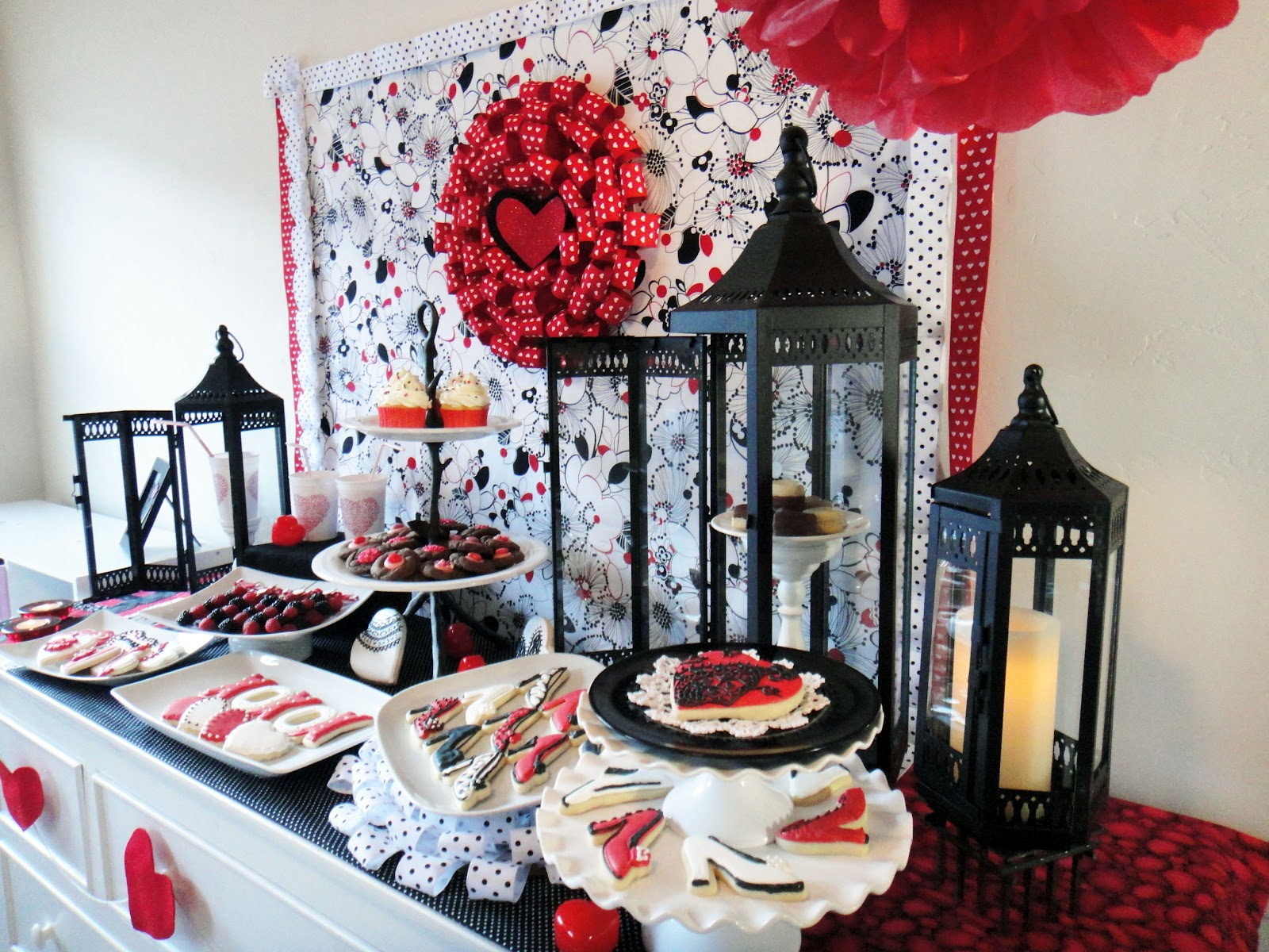 Worth Pinning: Valentine's Day Inspired Party