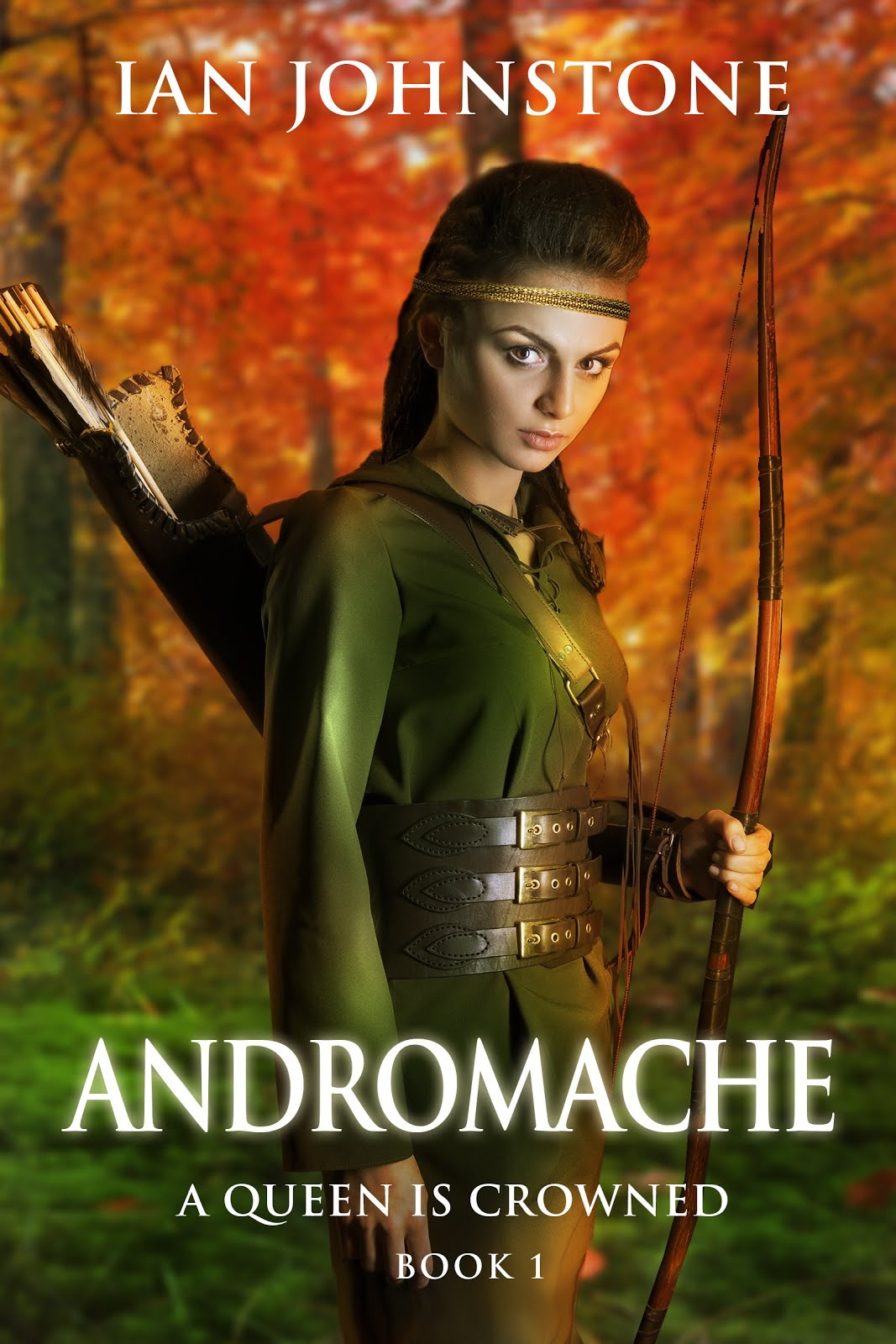 ANDROMACHE [A Queen is Crowned][1]