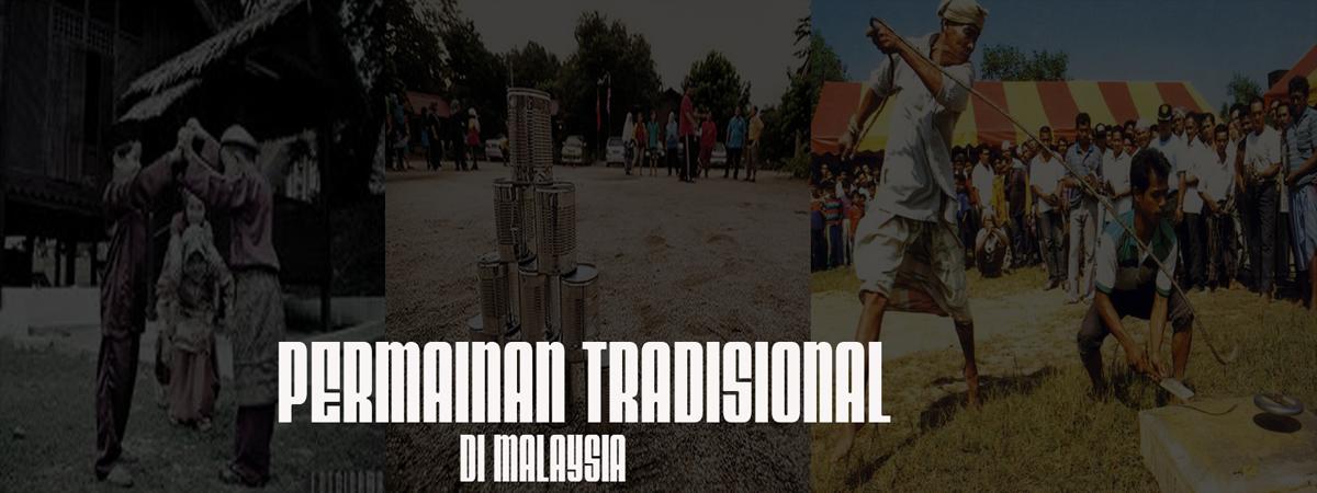 Permainan Tradisional Di Malaysia