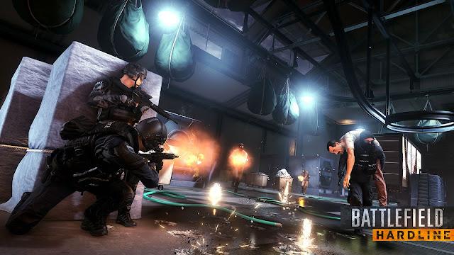 Battlefield Hardline Full Tek Link İndir + Torrent