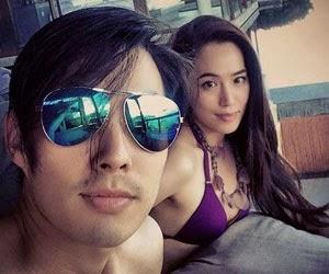 Vanness Wu & Arissa Cheo Mini Honeymoon in Phuket