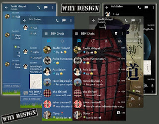 BBM + BBM2 Theme GoRankPathTooth 2.9.0.45 [Change Background & Transparan]