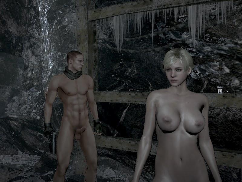 Resident Evil Sherry Nude Mod