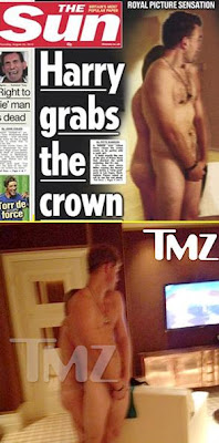 prince harry scandal
