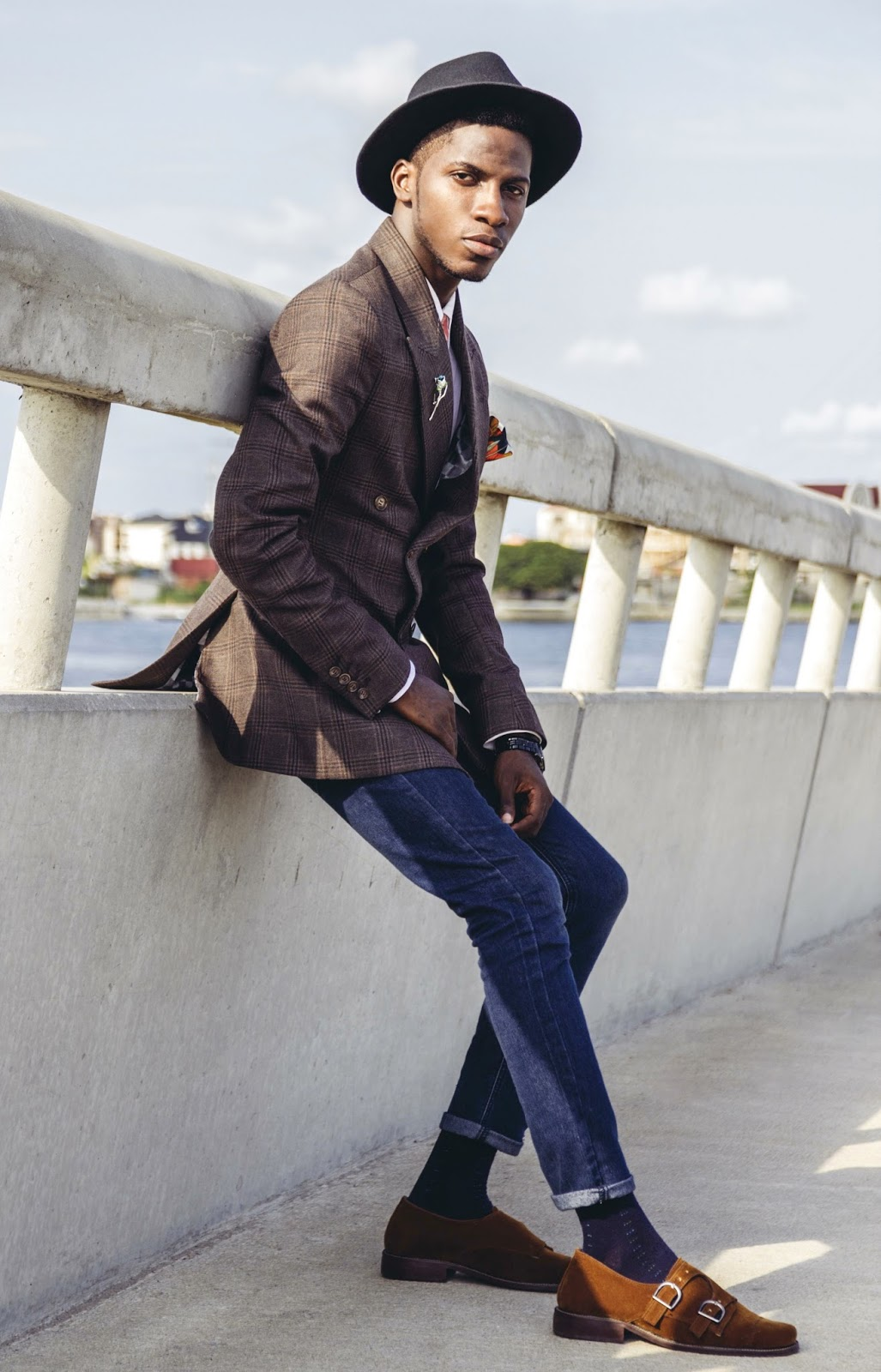 My Top 10 Nigerian Male Fashion Bloggers Based In Nigeria Mide Coker