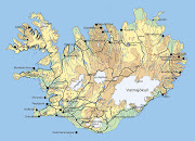 Mapa da Islândia Mapas (mapa da isalandia mapas )
