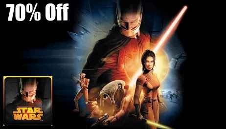[Play Store Deal] Star Wars Knights of the Old Republic Game Got 70% Off : Know More to Grab the Deal