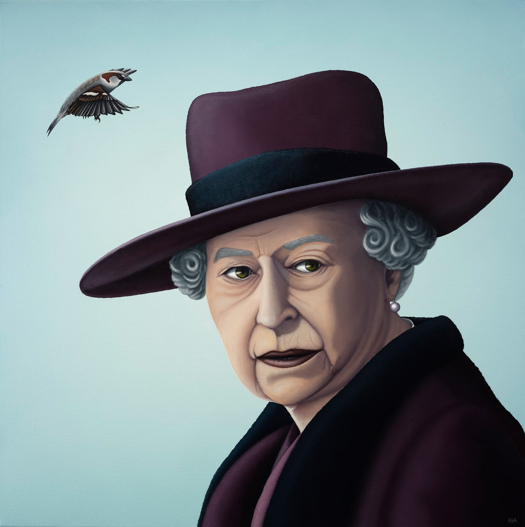 Hamish Allan God save the Queen...
