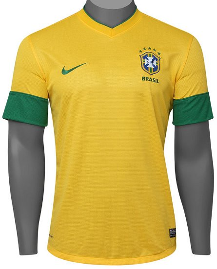 Nike lança novos uniformes da Seleção Brasileira 884e381f408a9