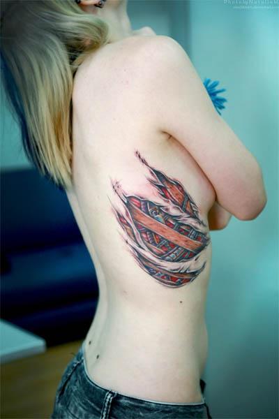 Tatuajes Biomecánicos | Distopia Mod