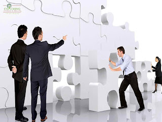Liderazgo empresarial con coaching