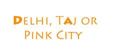 Delhi, Agra and Jaipur Tour