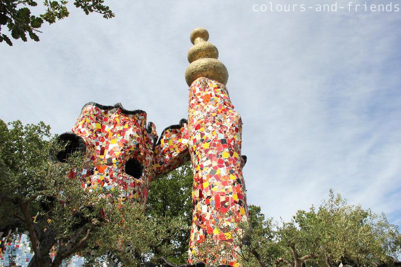 Tarot Garten Niki de Saint Phalle