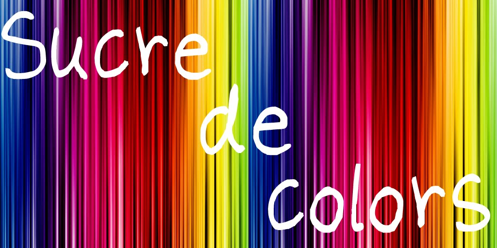 Sucre de colors