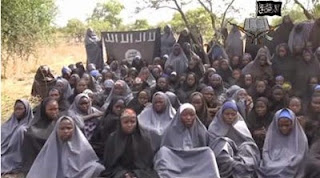 Kidnapped Chibok girls