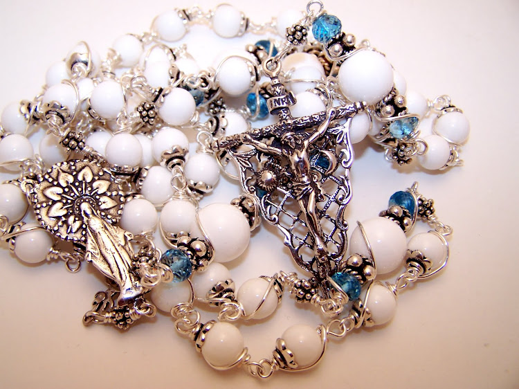 No. 21.  Just Listed! Rosary Of The Immaculate Conception