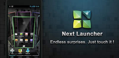 Next Launcher v1.12 APK